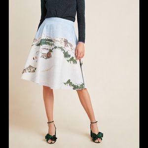 Anthropologie Corey Lynn Calter Wonderland Skirt